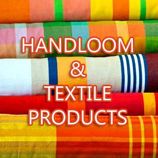 HANDLOOM & TEXTILE PRODUCTS