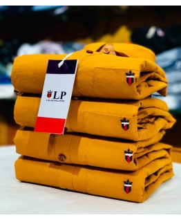 Fill your wardrobe with Mustard Shirt