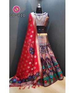 Designer Banarshi lehenga