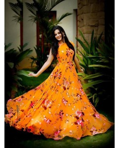 Florel Long dress