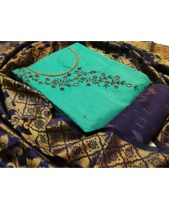 CLASSY Banarshi heavy dupatta DRESS